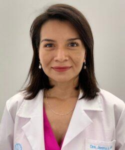 Dra. Jenny Amelia García